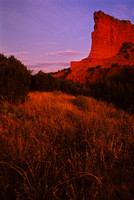 Caprock Canyon Sunrise
