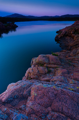 Deep Blue & Turquoise